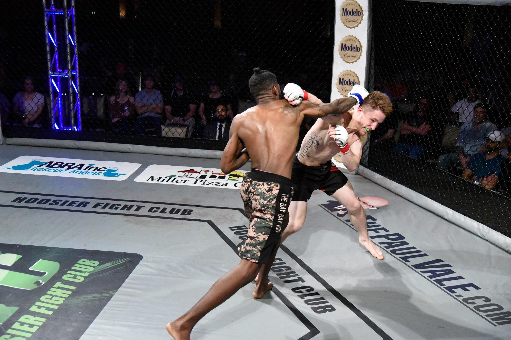 Hoosier Fight Club | MMA | Sometimes It's Okay To Talk About