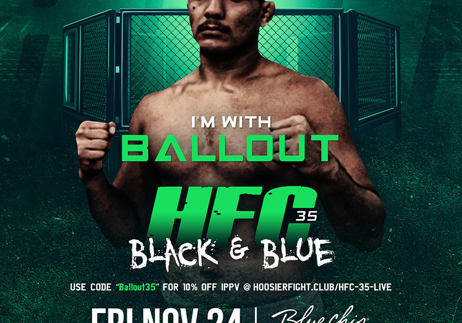 HFC 35 I'm With Ballout35